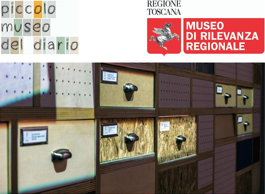 il Piccolo museo del diario è Museo Rilevanza Regionale Regione Toscana