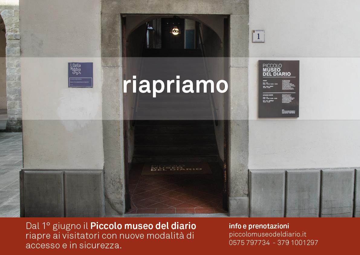 Rappresentare scrittura e musica: ICOM Italia al Piccolo museo del diario